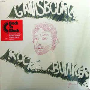 Serge Gainsbourg - Rock Around the Bunker lp (Universal)