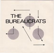 "Bureaucrats - Feel The Pain 7"" (Ugly Pop Records)"