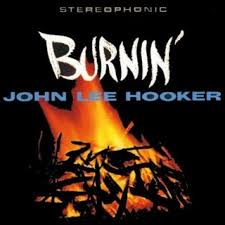 John Lee Hooker - Burnin' lp (Vee Jay Records)