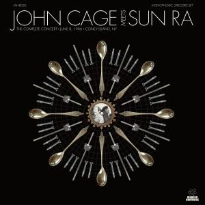 John Cage Meets Sun Ra - The Complete Concert dbl lp
