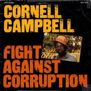 Campbell, Cornell - Fight Against Corruption lp (Kingston Sounds