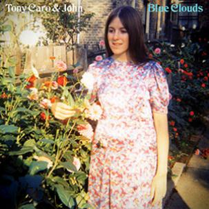 Tony Caro & John - Blue Clouds lp (Drag City)