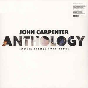 John Carpenter - Anthology: Movie Themes 1974-1998 lp