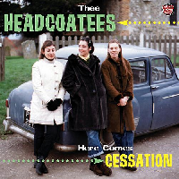 Thee Headcoatees - Here Comes Cessation lp (Damaged Goods)