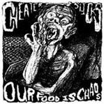 Cheater Slicks - Our Food Is Chaos lp (Almost Ready Records)