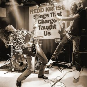 "Redd Kross/Side Eyes - split 7"" (In The Red)"