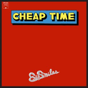 Cheap Time - Exit Smiles lp (In The Red)