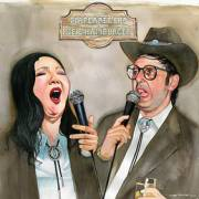 "Margaret Cho + Neil Hamburger - I Drink 7"" (MDP/Drag City)"