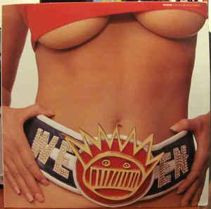 Ween - Chocolate And Cheese LP (Plain Recordings)