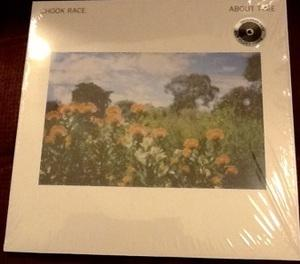 Chook Race - About Time lp (Self-released)