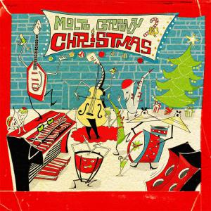 Molto Groovy Christmas - Italian Soundtrack Christmas cd