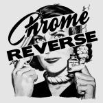 "Chrome Reverse - Yeah, Yeah We Are ... 7"" (Mag Wheels, France)"