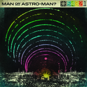 Man Or Astro-man? - Defcon 54321 lp (Chunklet)