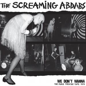 Screaming Abdabs/City Ram Waddy lp (Wallaby Beat)