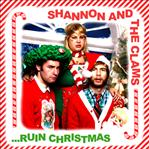 "Shannon & The Clams - Ruin Christmas 7"" (1234Go!)"
