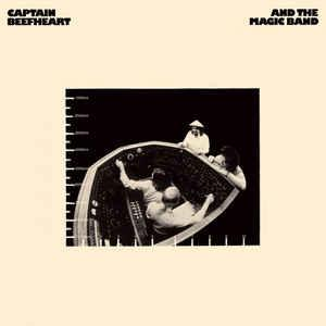 Captain Beefheart & the Magic Band - Clear Spot lp (Reprise)