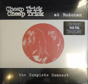 Cheap Trick - At Budokan The Complete Concert db lp (Epic)