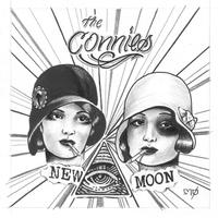 "Connies, The - New moon 7"" (Relentless Greed Records)"