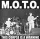 M.O.T.O. - This Corpse Is A Warning cdr (Rerun Records)