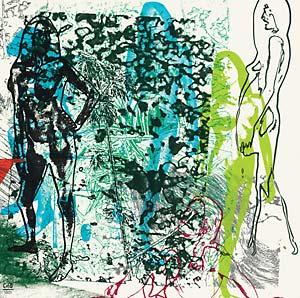 "Joe McPhee - Cosmic Love 7"" (Corbett VS Dempsey)"