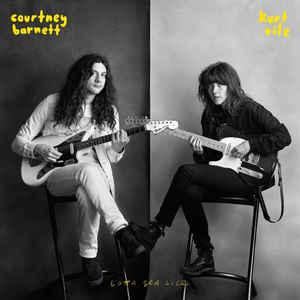 Courtney Barnett & Kurt Vile - Lotta Sea Lice lp (Matador/Milk!)