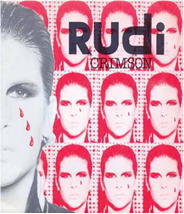 "Rudi - Crimson 7"" (Paramecium Records SPAIN)"