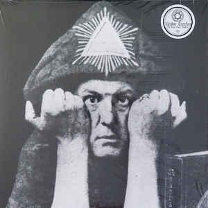 Aleister Crowley - The Black Magic Masters lp (Cleopatra)