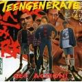 Teengenerate - Get Action lp (CRYPT)