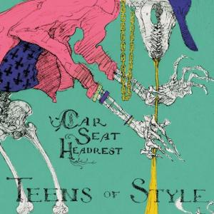Car Seat Headrest - Teens of Style lp (Matador)