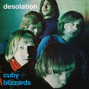 Cuby + the Blizzards - Desolation lp (Music On Vinyl)