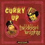Tandoori Knights - Curry Up lp (Norton Records)