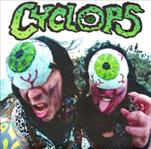 "Cyclops 7"" (Jonny Cat/Portland Mutant Punk Records)"