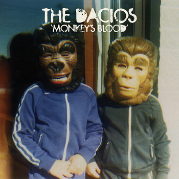 The Dacios - Monkey's Blood lp (Homeless Records)
