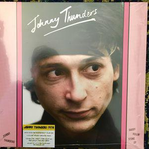 "Johnny Thunders - Daddy Rollin' Stone 10"" (Remarquable)"