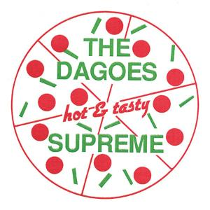 Dagoes, The - Supreme cd (Sinister Touch)