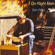 Dan Penn - Do Right Man lp (Sire/Rhino)