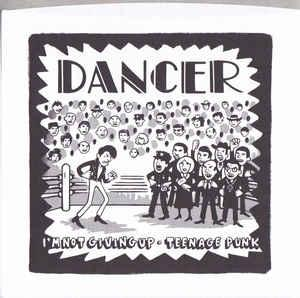 "Dancer - On The Run 7"" (Daggerman Records)"