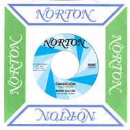 "Sultan, Mark - Dandelion 7"" (Norton)"