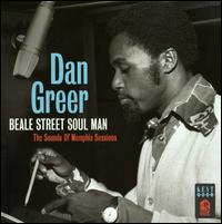 Dan Greer - Beale Street Soul Man cd (Kent UK)