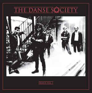 The Danse Society - Demos Vol. 1 lp (Dark Entries)