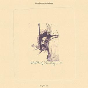 Chris Darrow - Artist Proof lp + cd (Drag City Records)
