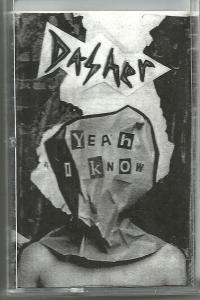 Dasher - demo cassette (Scavenger of Death)