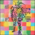Live At Death By Audio 2012 flexi disc book (Famous Class)