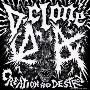D-Clone - Creation and Destroy lp (540)
