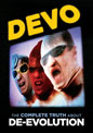 Devo - The Complete Truth About De-Evolution dvd (MVD)