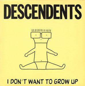 Descendents - I Don't Want To Grow Up lp (SST)