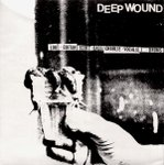 "Deep Wound - s/t 7"" (Armageddon Shop Records)"