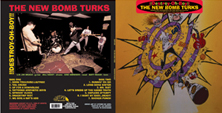 New Bomb Turks - Destroy Oh Boy! deluxe lp (Crypt)
