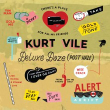 Kurt Vile - Wakin On A Pretty Daze Deluxe cd (Matador)