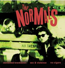"The Normals - Demented Breakdown 7"" (Last Laugh)"